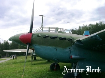 Petlyakov Pe-2 [Walk Around]