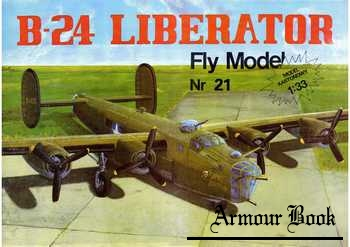 B-24 Liberator [Fly Model 021 I издание]