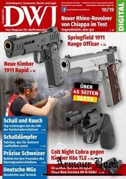 DWJ - Magazin fur Waffenbesitzer 2019-10