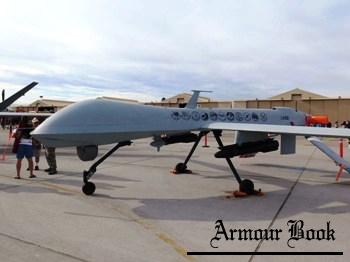 General Atomics RQ-1 Predator [Walk Around]
