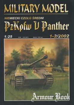 PzKpfw V Panther [Halinski MM 2002-01/02]