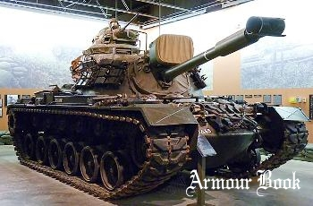 M48A3 Patton Tank [Walk Around]
