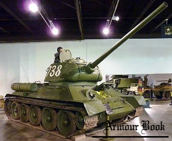 T-34-85 [Walk Around]