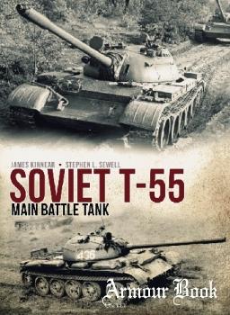 Soviet T-55 Main Battle Tank [Osprey General Military]