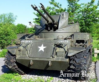 M42A1 Duster [Walk Around]