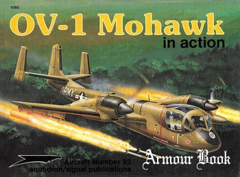 OV-1 Mohawk in Action [Squadron Signal 1092]