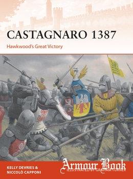 Castagnaro 1387: Hawkwood's Great Victory [Osprey Campaign 337]