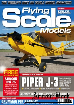 Flying Scale Models 2019-11