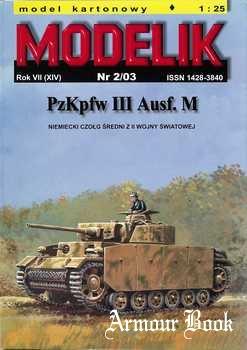 PzKpfw III Ausf.M [Modelik 2003-02]