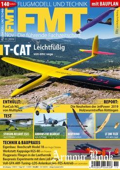 FMT Flugmodell und Technik 2019-11