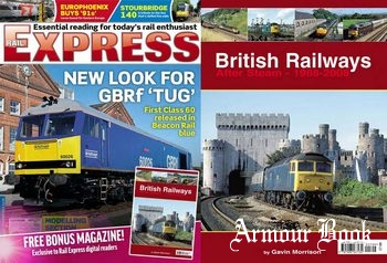 Rail Express 2019-11 / British Railways: After Stem - 1968-2008