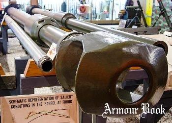 Watervliet Arsenal Museum - Tank Cannon Photos