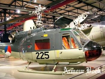 Agusta Bell AB-204B [Walk Around]