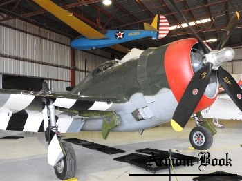 P-47G Thunderbolt [Walk Around]