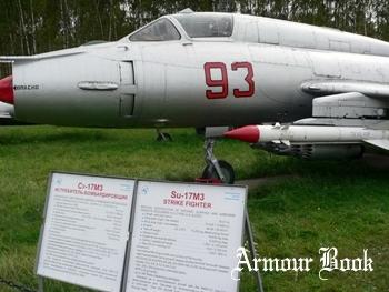 Sukhoi Su-17M3 [Walk Around]