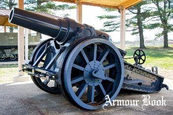 Fort Dix Army Reserve Mobilization Museum - Artillery Photos