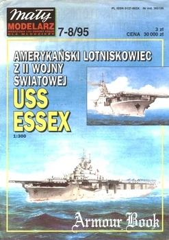 USS Essex [Maly Modelarz 1995-07/08]