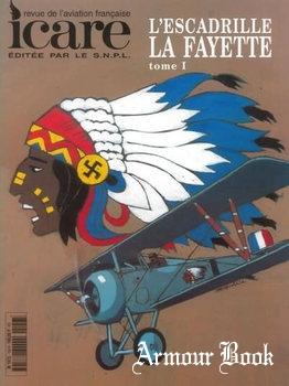 L'Escadrille La Fayette Tome 1 [Icare №158]