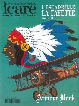 L'Escadrille La Fayette Tome 2 [Icare №160]