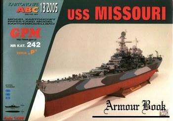 USS Missouri [GPM 242]