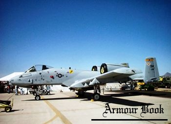A-10A Thunderbolt II LASTE [Walk Around]