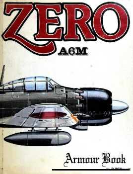 Zero A6M [Bison Books]