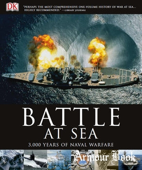 Battle at Sea: 3,000 Years of Naval Warfare [DK]