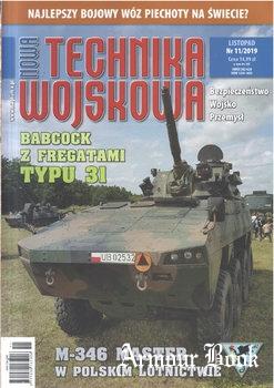 Nowa Technika Wojskowa 2019-11 (342)