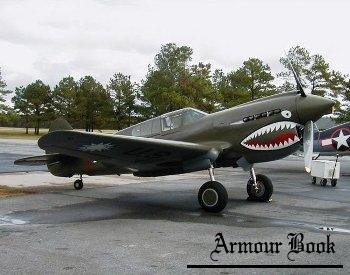 Curtiss P-40E Warhawk [Walk Around]