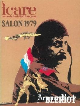 Bleriot & le Salon du Bourget 1979 (Icare №89)