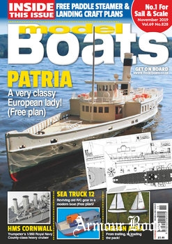 Model Boats 2019-11