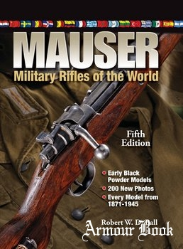 Mauser Military Rifles of the World [Gun Digest / F+W Media]