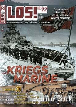 La Kriegs Marine [LOS! Hors-Serie №22]