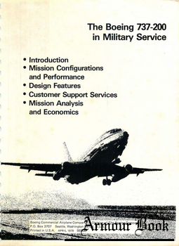 The Boeing 737-200 in Military Service [Boeing Company]