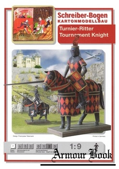Tournament Knight [Schreiber-Bogen 00704]