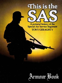 This is the SAS: A pictorial history of the Special Air Service Regiment [Arms & Armour Press]