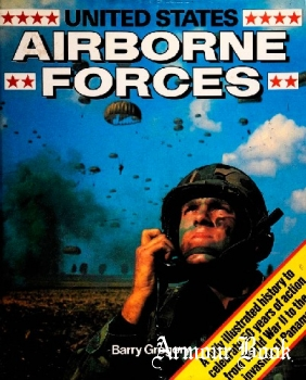 United States Airborne Forces [Gallery Books]