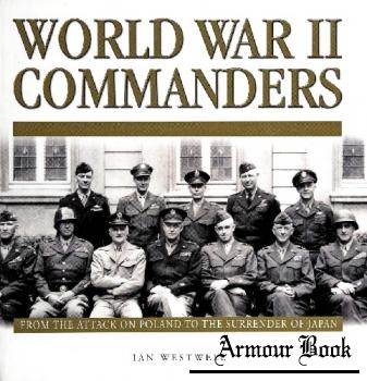 World War II Commanders [Metro Books]