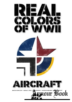Real Colors of WWII Aircraft [AK Interactive]