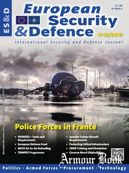 European Security & Defence 2019-11/12