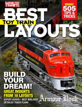 Best Toy Train Layouts [Classic Toy Trains Special]