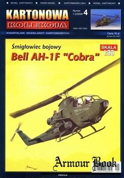 Bell AH-1F Cobra [Kartonowa Kolekcia 2008-01/02]