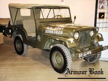Willys M38 Radio Jeep [Walk Around]