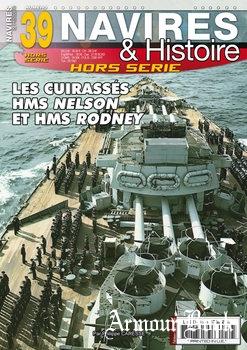 Les Cuirasses HMS Nelson et HMS Rodney [Navires & Histoire Hors Serie №39]