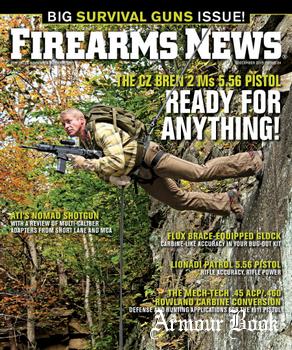Firearms News - Big Survival Guns Issue, 2019