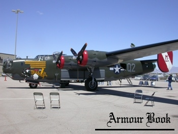 B-24H Liberator [Walk Around]