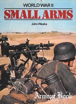 World War II Small Arms [Galahad Books]