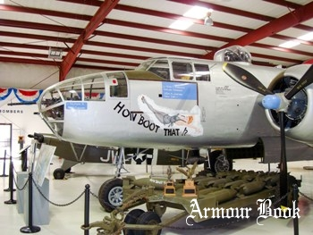 B-25J Mitchell [Walk Around]