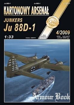 Junkers Ju 88D-1  [Halinski KA 2009/4]