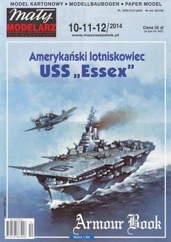 USS Essex [Maly Modelarz 2014-10/11/12]